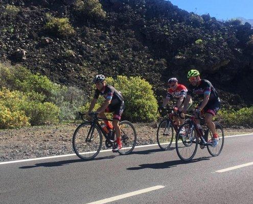 Bike tour tenerife